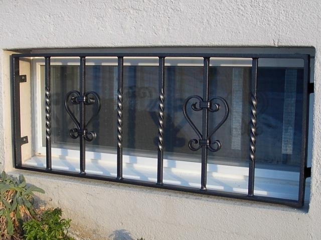 Fenstergitter innen einbruchschutz erstaunlich - Gitter fenster einbruchschutz ...