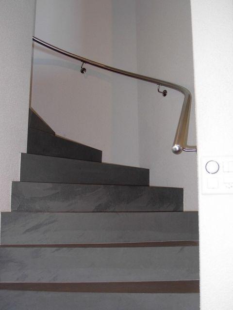 burg schlosserei chromstahl system gel nder und handl ufe. Black Bedroom Furniture Sets. Home Design Ideas